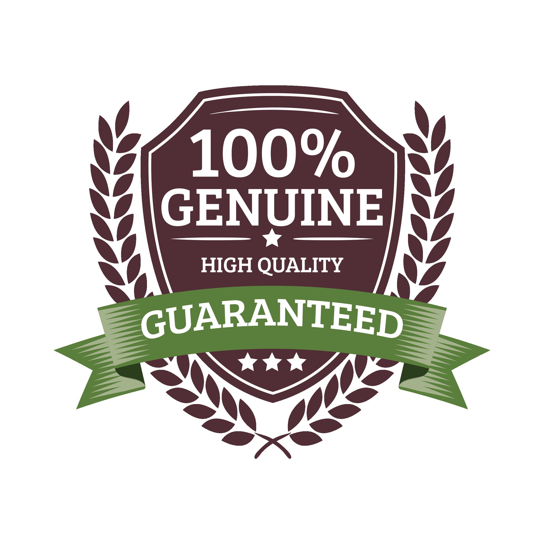 100% genuine high quality guaranteed